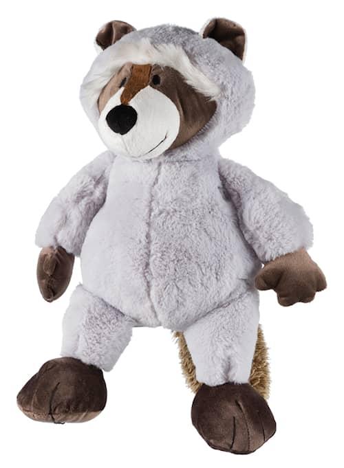 Tvättbjörn, originalljud, Plysch, 54cm