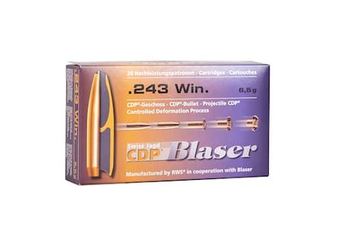 Blaser 243Win 6,5g CDP