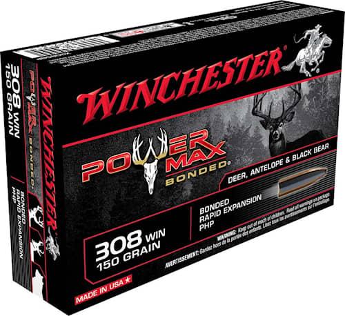 Winchester 308 win Power Max 150gr
