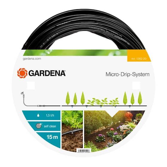 Gardena Droppslang ovan jord 4,6 mm (3/16'')