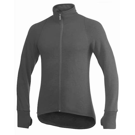 Woolpower Full Zip Jacket Grå