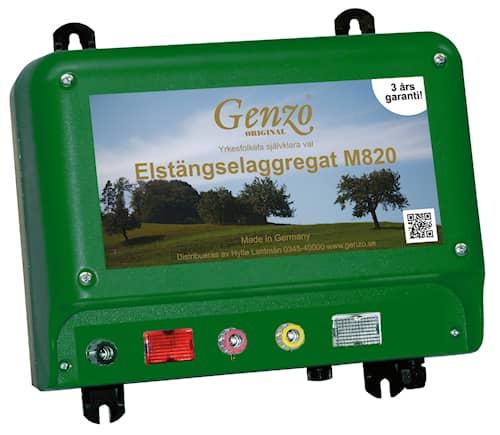 Genzo M820 Sähköaita-aggregaatti.