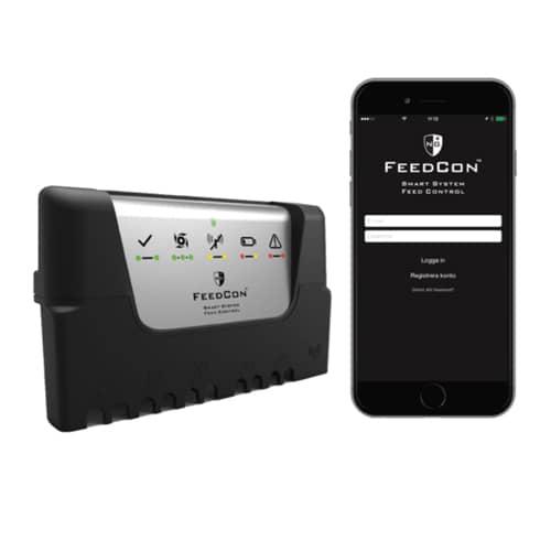 FeedCon Fjärrstyrd Styrbox till foderspridare