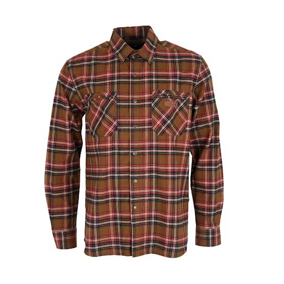 Woodline Skjorta Nätfodrad Dunker