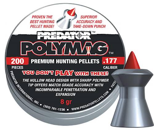 JSB Predator Polymag Shots, 4,50mm - 0,520g