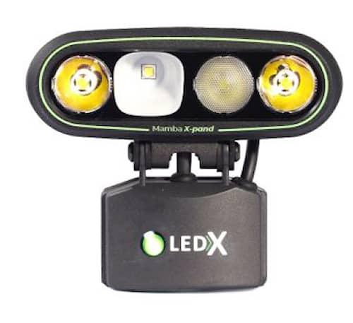 LedX Mamba 4000 X-pand Setti