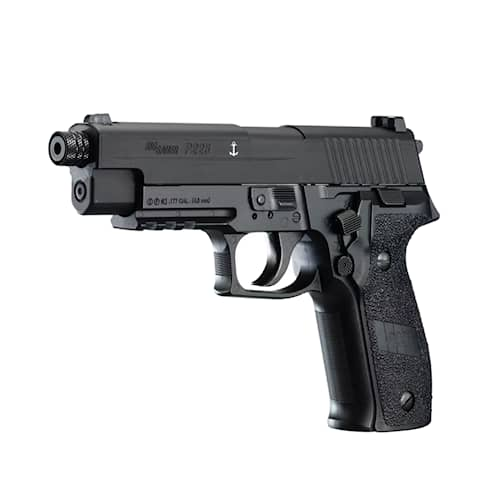Sig Sauer Kolsyrepistol P226 ASP 4,5mm Black