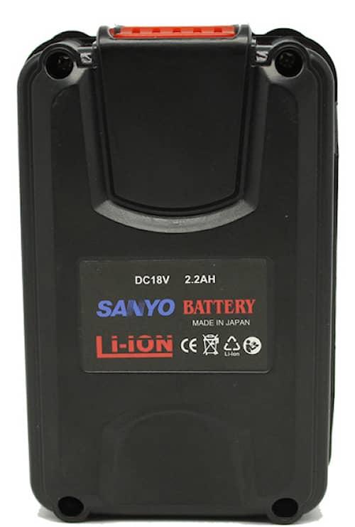 Genzo Batteri L-ION 2.2AH Sanyo