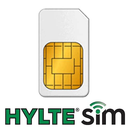 HylteSIM Nyteckning Stor (inkl. SIM-kort)
