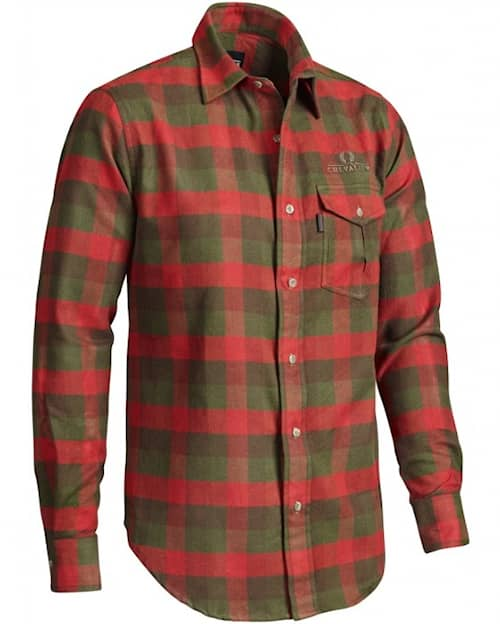 Chevalier Marnoch H Flannel Shirt Ls Check