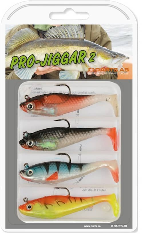 Darts Pro-Jigit 2