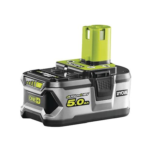 Ryobi RB18L50 batteri 5,0 Ah