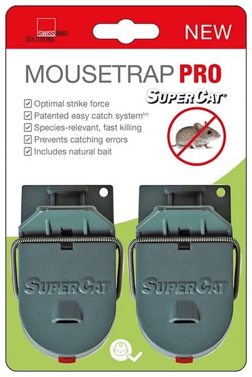 Supercat-hiirenloukku 2-pakkaus