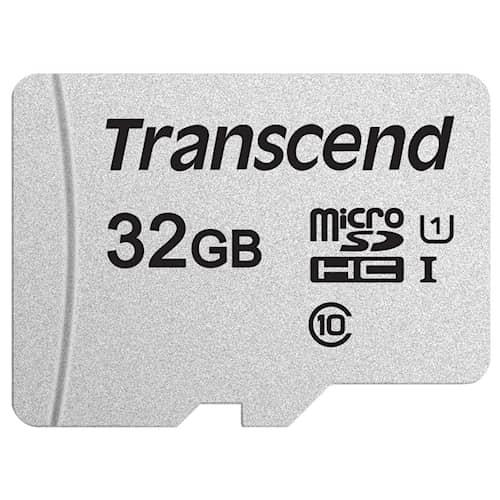 Transcend microSD-kortti 32GB