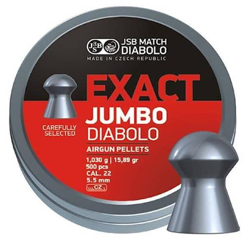 Diabolo Jumbo Exact 5,5mm