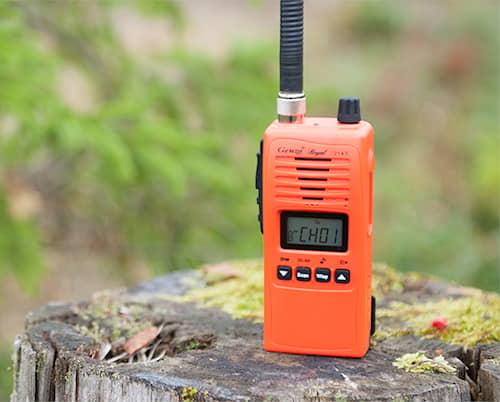 Genzo Royal 31XT Komradio