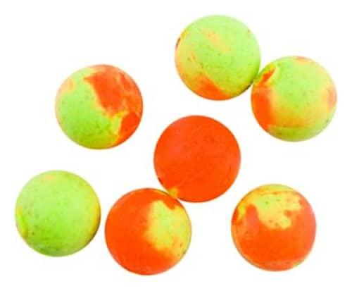 Gulp Alive Salmon Eggs Orange Comet