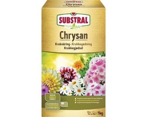 Substral Chrysan puutarhalannoite jauhotettu 1 kg