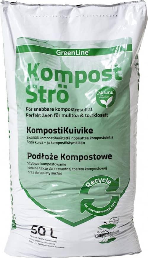 Kompostströ Greenline 50l
