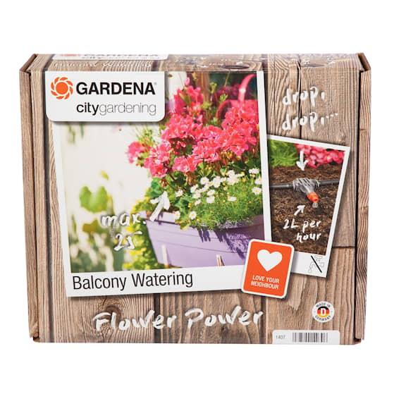 Gardena City Gardening Automatisk Balkongbevattning