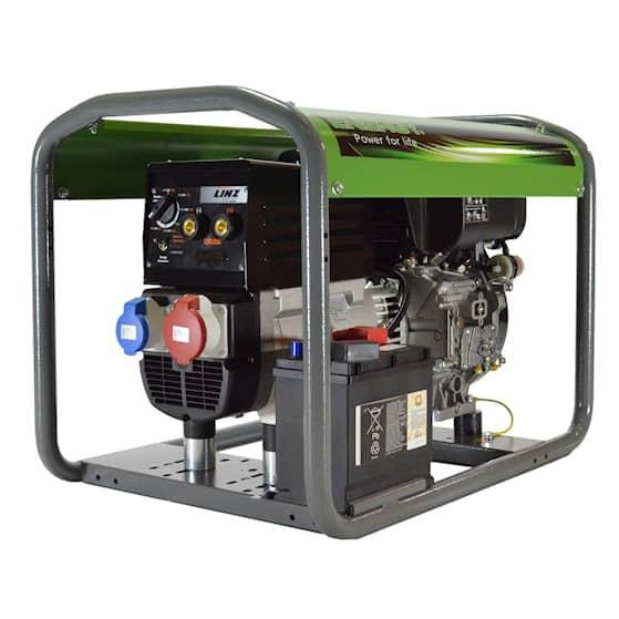 Energy Motorsvets EY-S200DET Kohler diesel