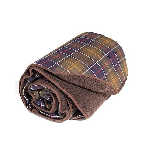 Barbour Dog Blanket, Classic/brown, One Size