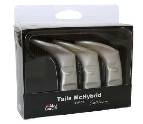 Svartzonker McHybrid Tails 3-pack Pearl White