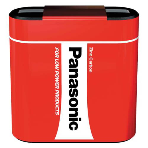 Panasonic Akku Red Zink 3R12RZ 1 kpl