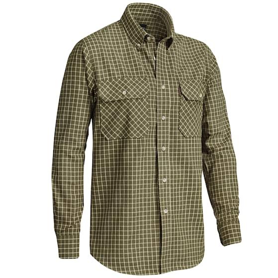 Chevalier Naim Flannel Shirt LS