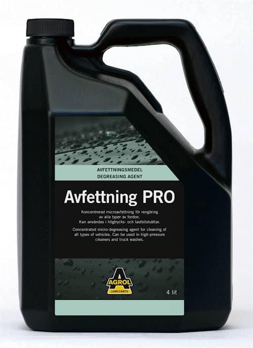Avfettning Pro (4-L)
