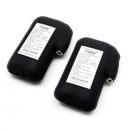 Genzo Batteripack till värmehandske och värmevante