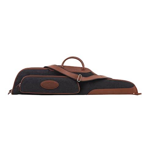 Blaser Vapenfodral Loden/Läder Kort 110 cm
