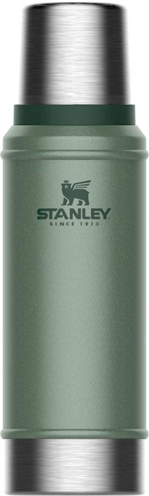 Stanley Classic Bottle 0,75 l Hammertone Green