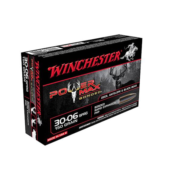 Winchester 30-06 Powermax 150gr