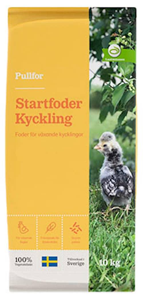 Startfoder Kyckling 10Kg