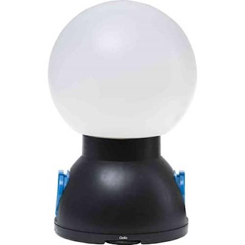 Gelia työvalaisin LED-pallolamppu 32W IP44 2 pistorasiaa 230V 5M kaapeli