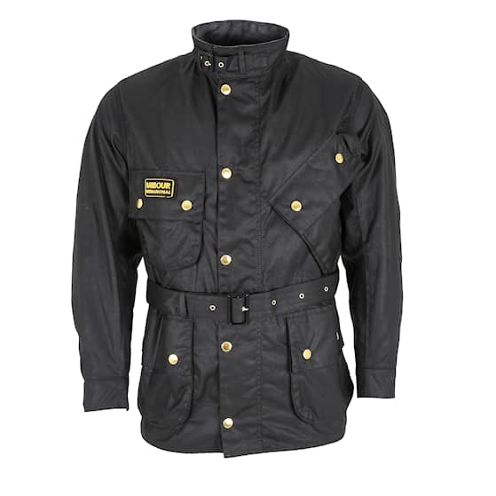 Barbour International Original Jacka, Black