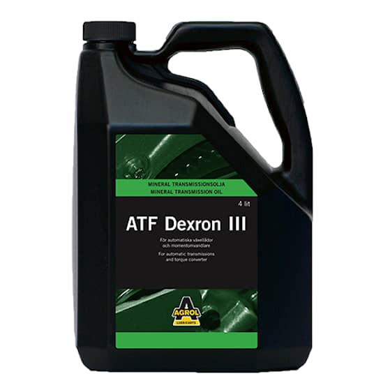 Agrol  ATF Dexron III Transmissionsolja 20L