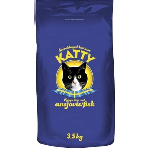 Katty Nyttiga Bitar Anjovis 3,5 kg
