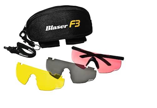 Blaser F3 Ammuntalasit Vaihdettavat lasit