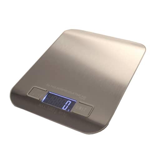 Elektroninen Keittiövaaka 5 kg 1 gramman tarkkuudella