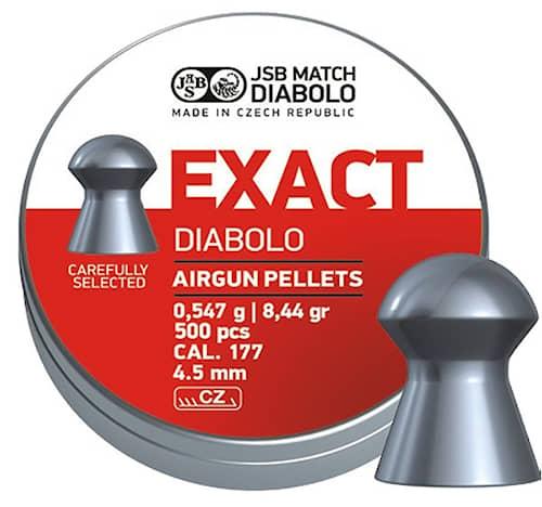 Diabolo Exact 4,5mm