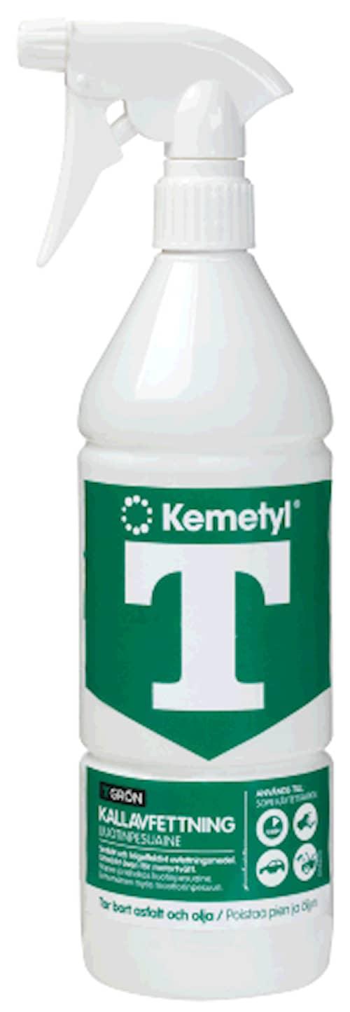 Kemetyl T-grön 1l