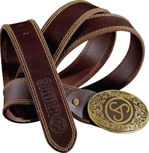 Sauer Belt Brown