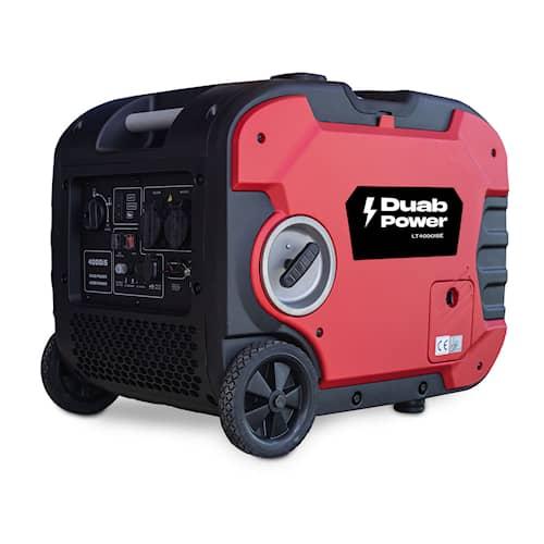 DUAB-POWER Elverk LT4000IS Parallell med inverter & Elstart