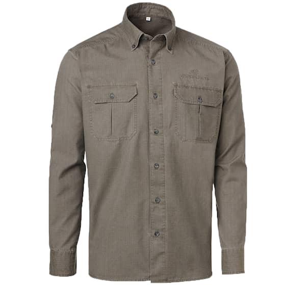 Chevalier Kenya Safari Shirt Brown