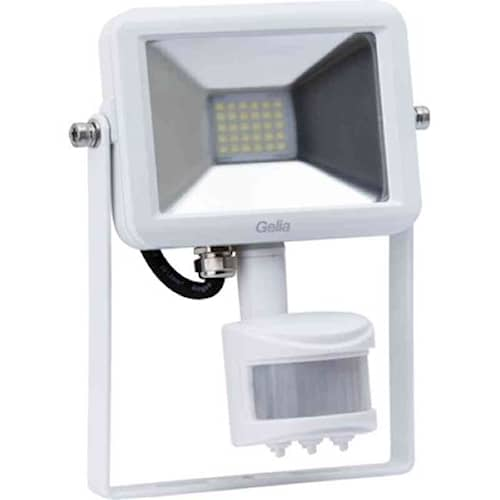 Valonheitin LED 20W liiketunnistimella