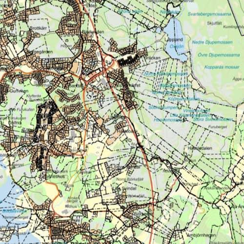 Garmin Friluftskarta Prime V2 25X25 km