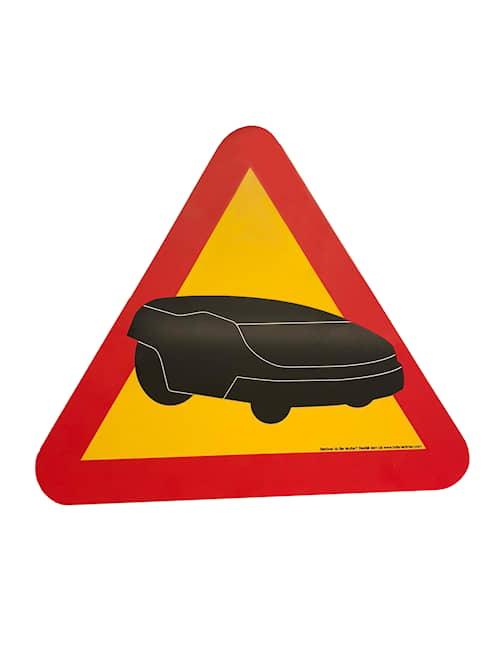 Varningsskylt Automover