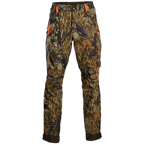 Härkila Pro Hunter Dog Keeper ll byxor MossyOak/orange blaze